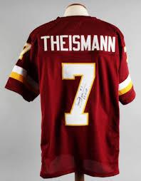 Coa Joe Jersey Memorabilia Washington Redskins Jsa – Expert Signed Theismann|TMG Draft Zone