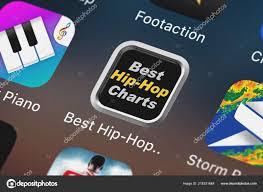 Hip Hop Charts 2018 London United Kingdom October 2018 Close Best Hip Hop Rap