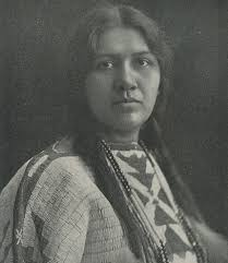 "native women who influenced n politics and federal policy  angel de cora is seen here in the portrait that accompanies her essay ""native n"