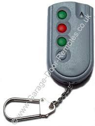 seceuroglide remote control keyfob