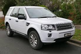 Land Rover Freelander - Wikipedia