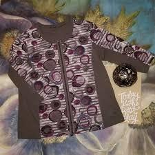 Gerry Size Chart Gerry Weber Knit Zip Top