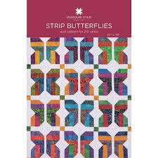 Strip Butterflies Quilt Pattern by MSQC - MSQC - MSQC — Missouri ... & Strip Butterflies Quilt Pattern by MSQC Adamdwight.com