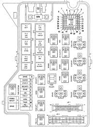 1990 dodge van fuse box auto electrical wiring diagram 2000 ford windstar stereo wiring diagram