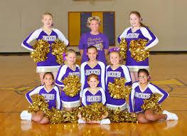 2019-2020 Allendale Cheerleaders
