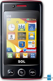 Icemobile Sol III ...