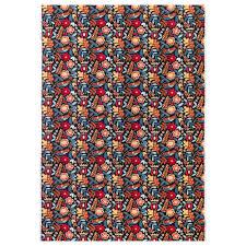decor linen fabric multiuse: tigeraga fabric multicolor dark weight  oz sq ft width