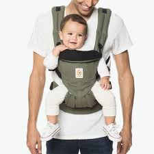 Omni 360 - All Position Front Carrier - Khaki Green | Ergobaby