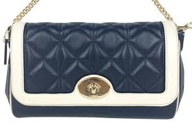 Coach Ruby F37723 Quilted Mini Midnight/Chalk Leather Shoulder Bag ... & Coach Ruby F37723 Quilted Mini Midnight/Chalk Leather Shoulder Bag - Tradesy Adamdwight.com