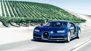 2018 Bugatti Chiron Is the Next Stage in Automotive Rocketry - The ...