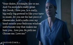 Grey's Anatomy Love Quotes Amazing 48 Meredith Grey Quotes That Are Way Too Relatable For Most Of Us