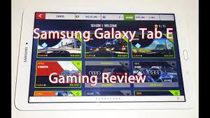 Samsung Galaxy Tab E 9.6 inch - Chính Hãng