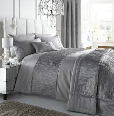 sahara silver duvet cover set double