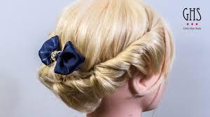 結婚式二次会の髪型ミディアムロングショート自分で簡単にする