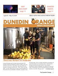 April Dunedin Orange By Dunedinorange Issuu