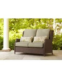 Spectacular Deal on Brown Jordan Vineyard Patio Loveseat with