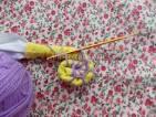 Как вязать кружки из пряжи