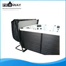 hot tub cover holder high quality material indoor outdoor spa accessories lifter diy