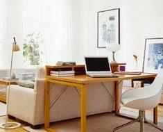 home office living room. Blog De Decoração - Arquitrecos: Aparador Atrás Do Sofá Ampliando As Funções Espaço Home Office Living Room