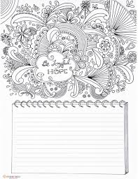 Free Gratitude Journal Template Plus Coloring Page Coloring
