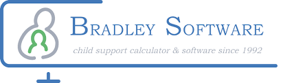 Calculate Tx Child Support With Bradley Software