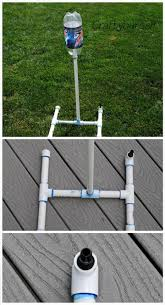 reclaimed pvc pipe rocket launcher
