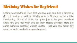 Beautiful Birthday Quotes For Him Best Of Happy Birthday Quotes For Boyfriend