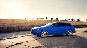 Audi RS6 Wagon Bids Farewell With Special Nogaro Edition ...