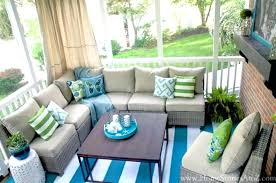screen porch furniture. Small Screened In Porch Screen Decorating Ideas  Furniture . I