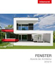 Internorm Fensterbuch 20132014 By Bs Grabmann Issuu