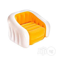 Intex inflatable lounge chair Mattress Performance And Specifications Gmengineering Intex Inflatable Lounge Chair For Kids Orange In Lekki Phase