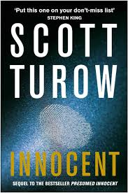 Presumed Innocent Book INNOCENT By Scott Turow Tipping My Fedora 5