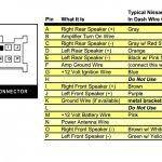 1997 nissan pickup hardbody stereo wiring diagram 97 truck diagrams