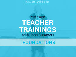 yin yoga tation foundations teacher s