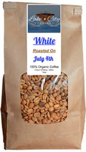 There is a debate about whether white coffee is more highly caffeinated than darker roasted coffee. Whole Bean White Coffee Fresh Roasted White Coffee