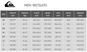 Quiksilver Highline Zipperless Mens Wetsuit