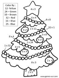 Small Picture Christmas Coloring Pages Math Coloring Pages