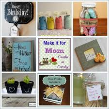 birthday gift ideas for mom from toddler son