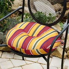 round outdoor seat cushions modern patio outdoor