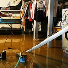 flooded basement.  Basement Flooded Basement For