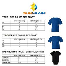 Child T Shirt Size Chart By Age Sr Bear Family T Shirts For Mama Bear Papa Bear Baby Bear