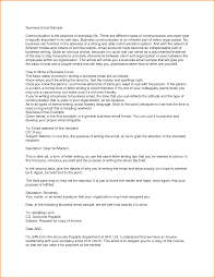 12 Formal Business Email Sample Receipts Template Requesting