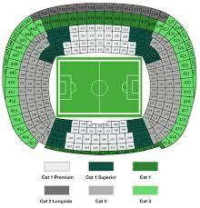 Camp Nou Stadium Seating Chart Barcelona Vs Villarreal May 5 2018 Premium Tickethub