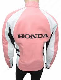 womens honda biker jacket