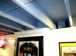 Unfinished basement ceiling paint Painted Cinder Block Wall Black Basement Ceiling Basement Ceiling Ideas Spray Paint Painted Basement Ceiling Painted Basement Ceiling Com Unfinished Paint Ideas Spray Basement Successfullyrawcom Black Basement Ceiling Basement Ceiling Ideas Spray Paint Painted