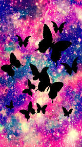 Girly Galaxy Wallpapers - Wallpaper Cave