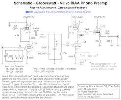 schematic groovewatt tube valve riaa phono preamp diy audio explore diy audio electronic circuit and more schematic groovewatt tube