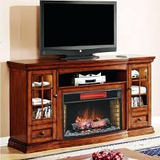 infrared fireplace entertainment