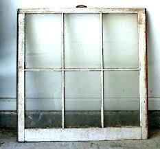 rustic window pane mirror rustic window mirror rustic window pane old window pane turned antique mirror