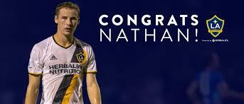 LA Galaxy sign Nathan Smith as Homegrown defender | LA Galaxy